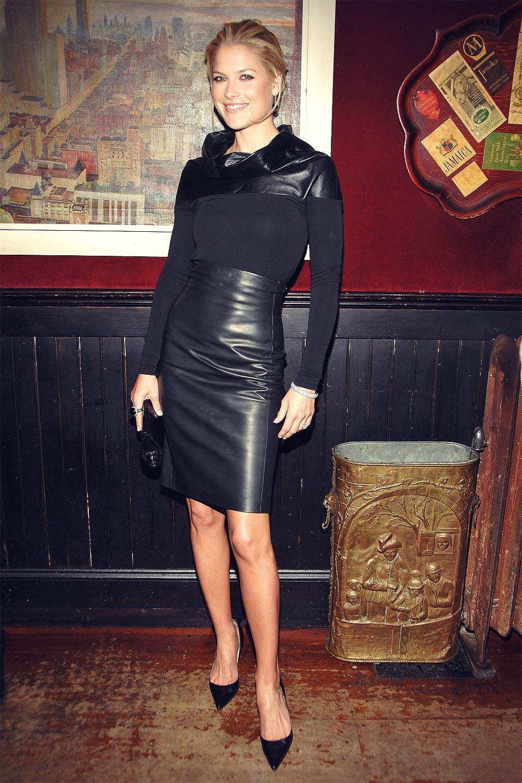 Ali Larter Calvin Klein Collection Fall 2007