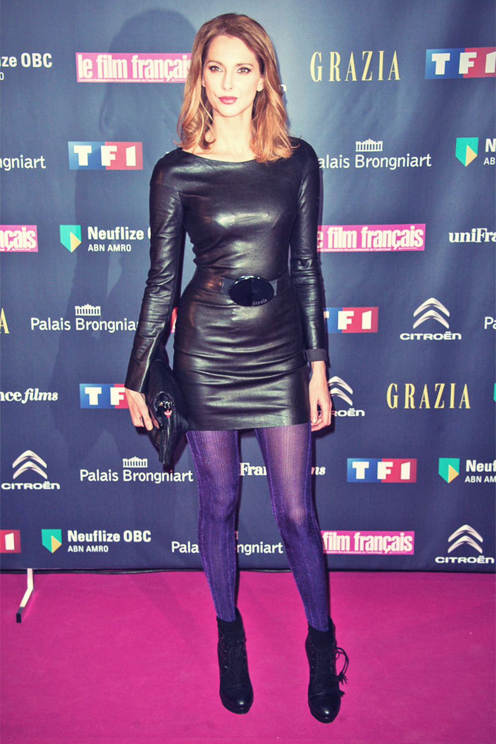 Celebs attend Trophees Du Film Francais