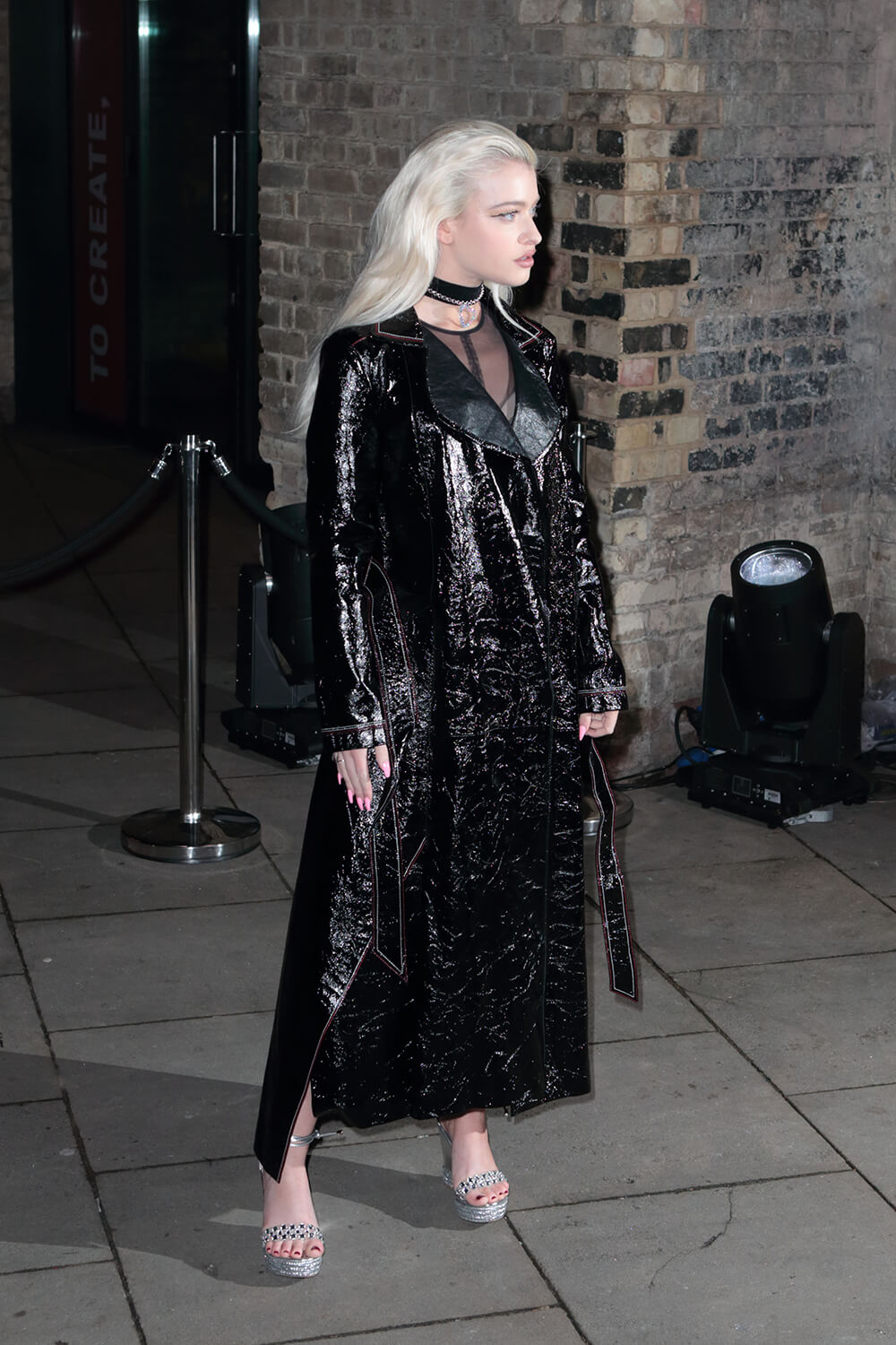 Alice Chater attends Fabulous Fund Fair