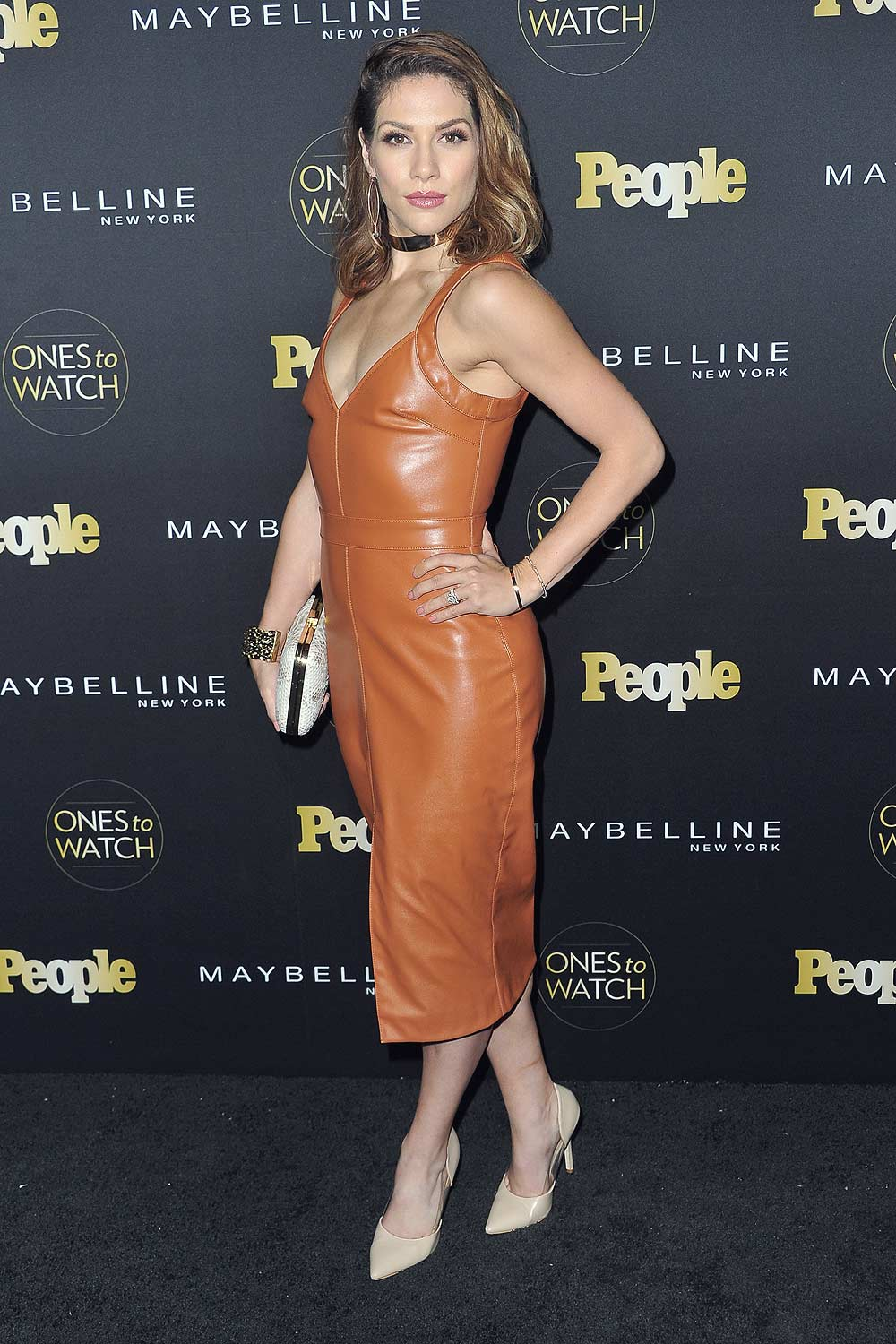Allison Holker attends People's 'Ones To Watch' party