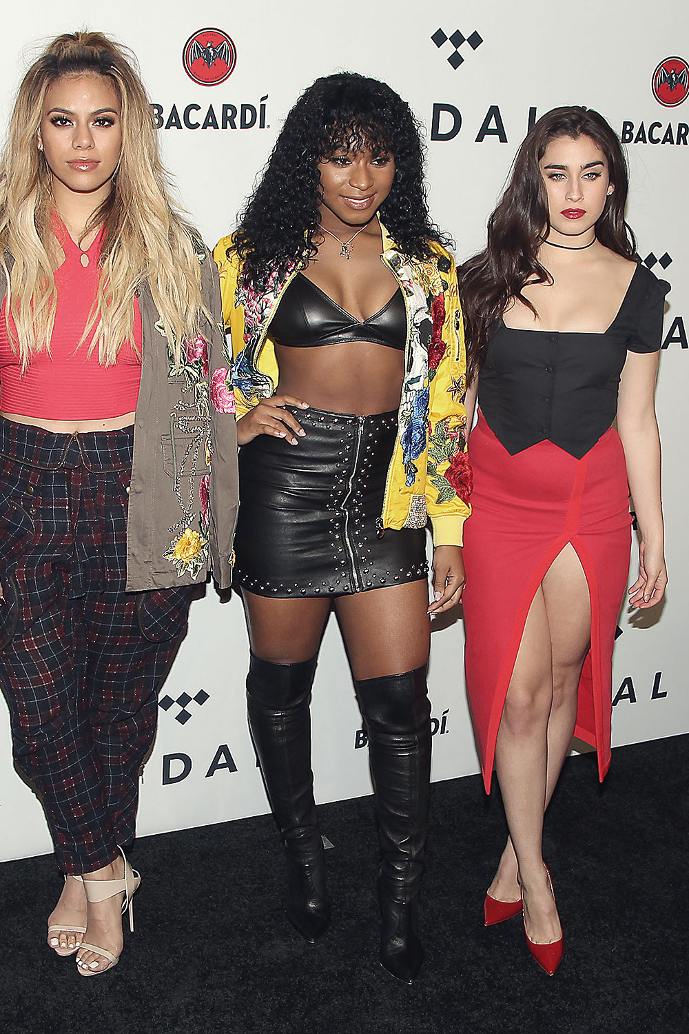 Fifth Harmony performs at TIDAL X: Brooklyn benefit concert