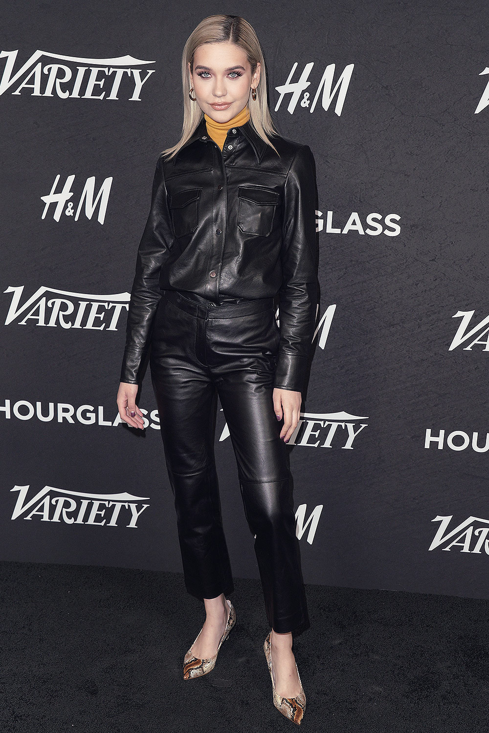 Amanda Steele attends Variety Annual Power of Young Hollywood