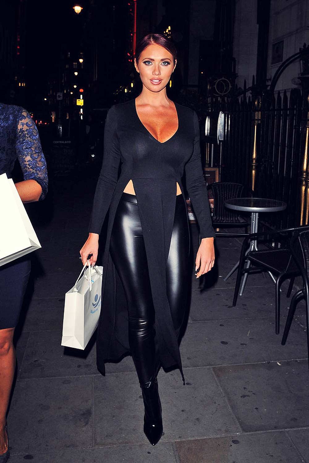 Amy Childs leaves Blueberry Sports launch