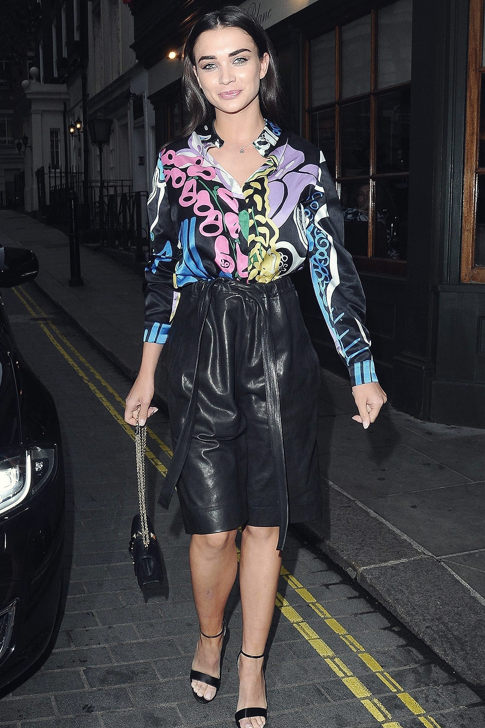 Amy Jackson attends Dior Backstage Launch Party