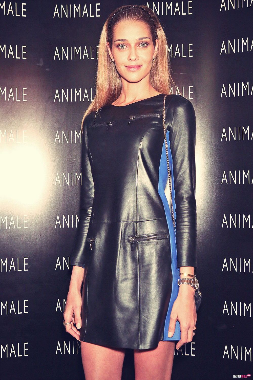 Ana Beatriz Barros walks for Animale Spring Summer 2014