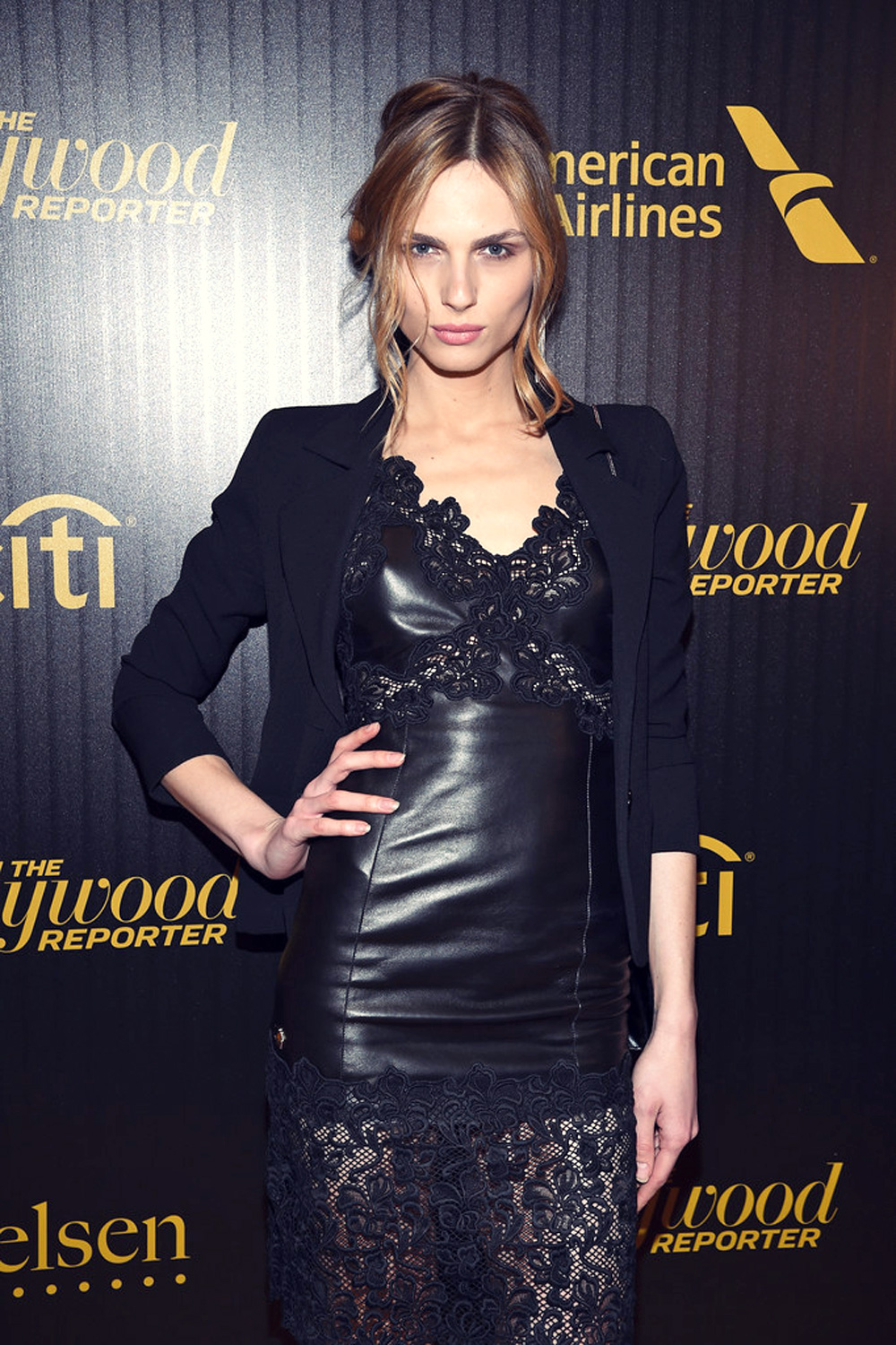 Andreja Pejic At The Hollywood Reporter S 5th Annual 35