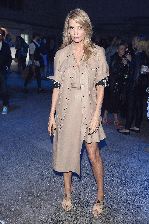 Aneta Kreglicka attends the Pokaz Roberta Kupisza Fashion Show