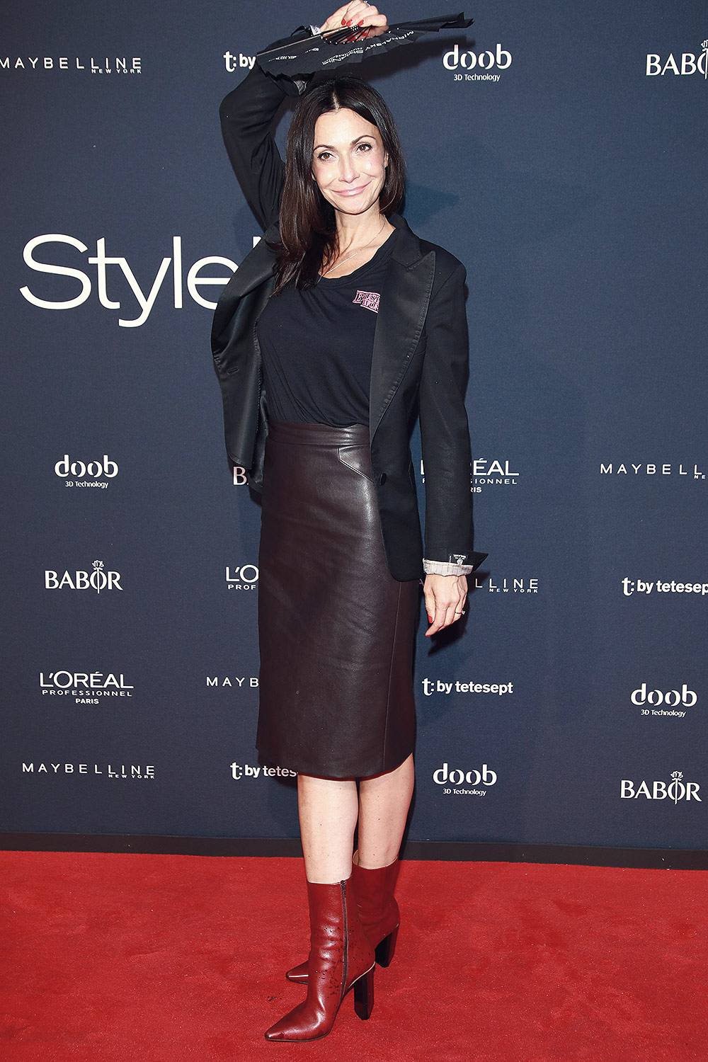 Anita Tillmann attends Michalsky StyleNite bei der Mercedes-Benz Fashion Week