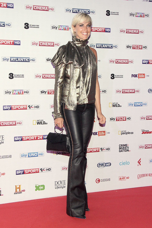Anna Billo attends Sky Upfront TV presentation