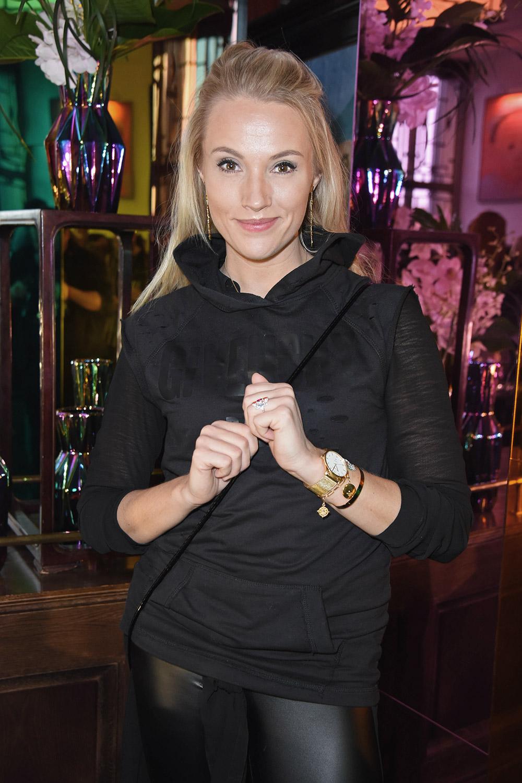 Anna Hofbauer attends Thomas Sabo Fashion Cocktail