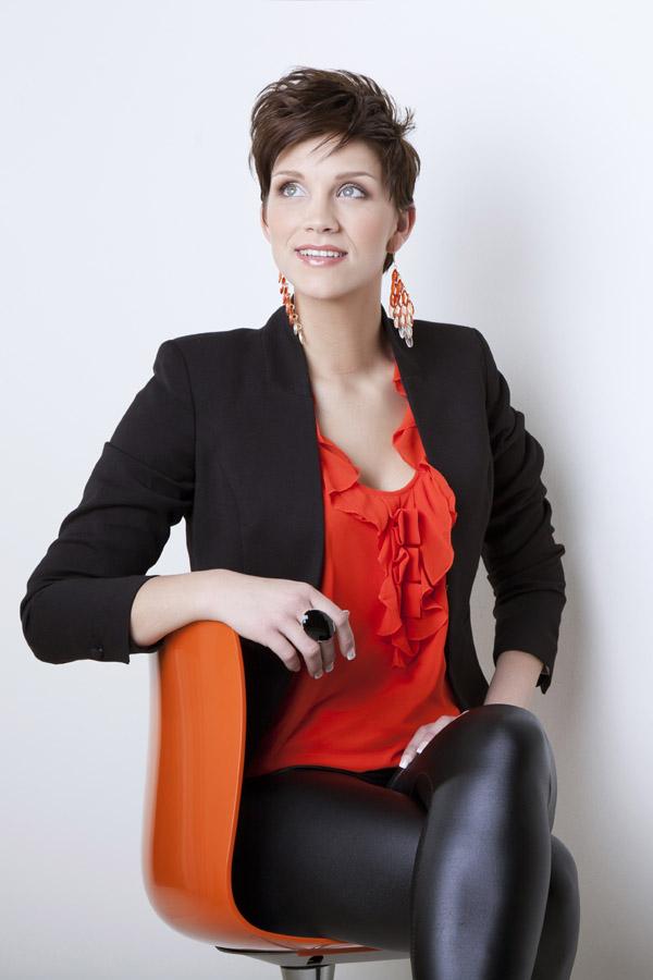 ... Anna-Maria Zimmermann photoshoot