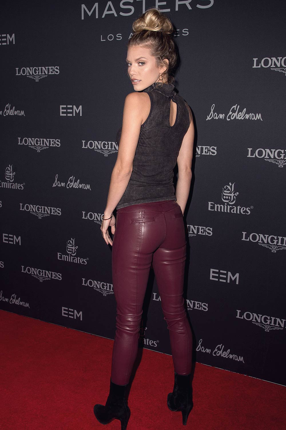 AnnaLynne McCord attends Longines Masters of Los Angeles