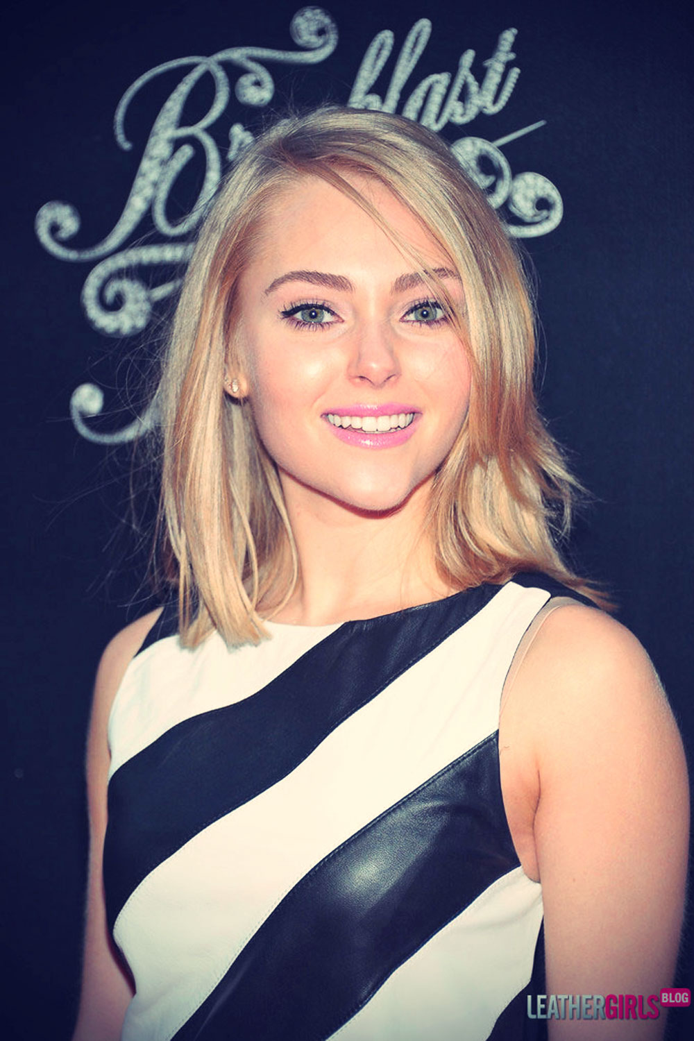 AnnaSophia Robb Breakfast At Tiffany Broadway Opening Night