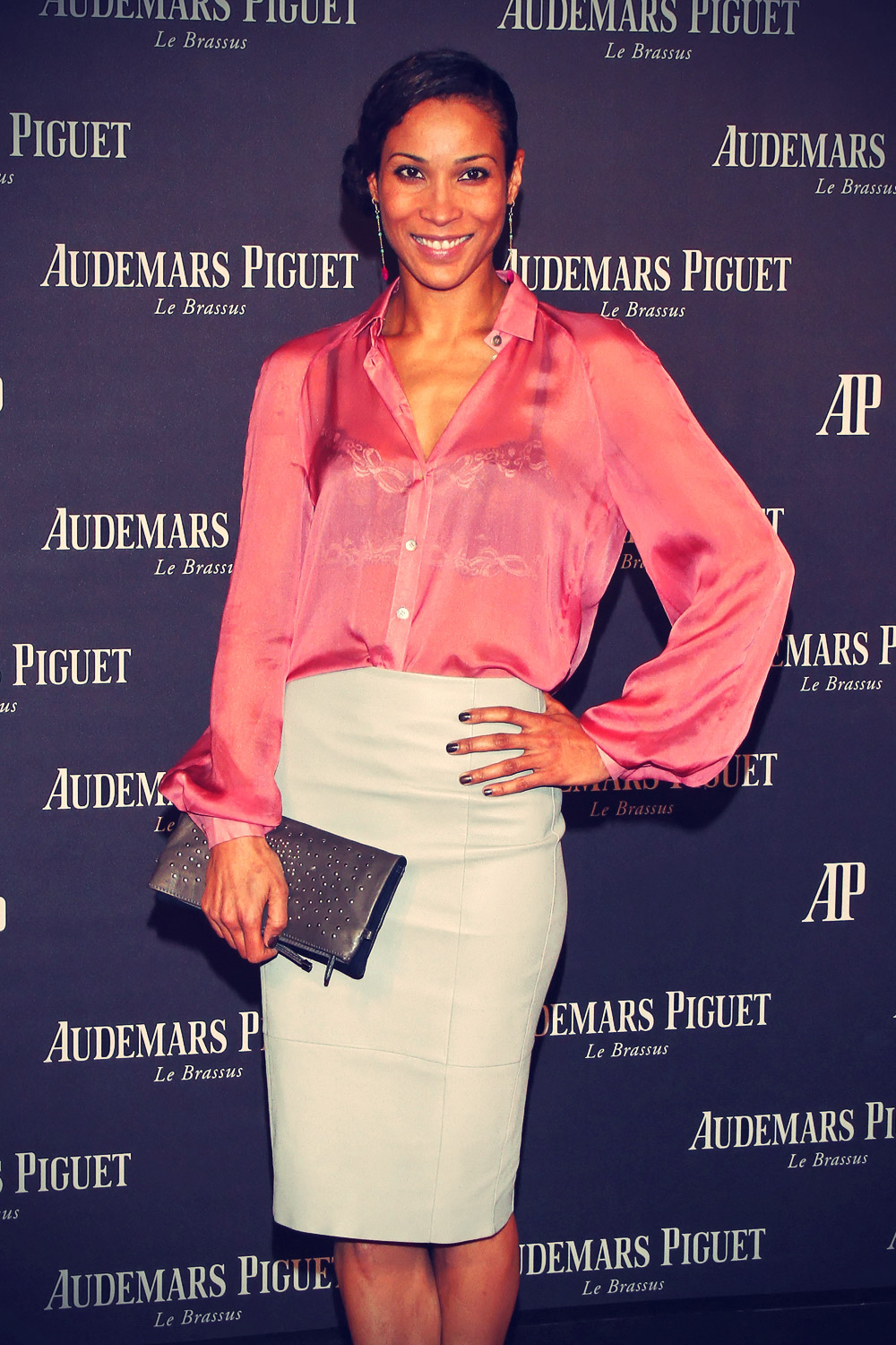 Annabell Mandeng at Audemars Piguet Dinner
