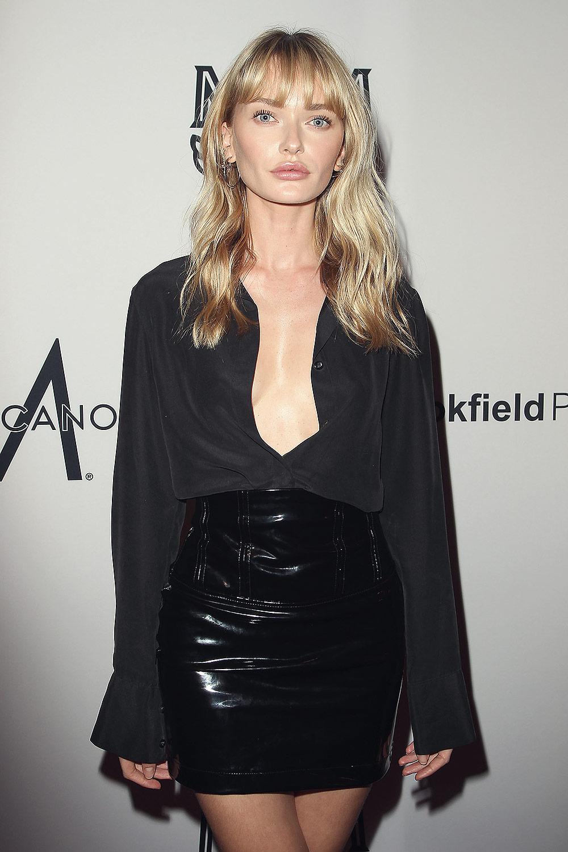 Annabella Barber at the Daily Front Row Fashion Media Awards