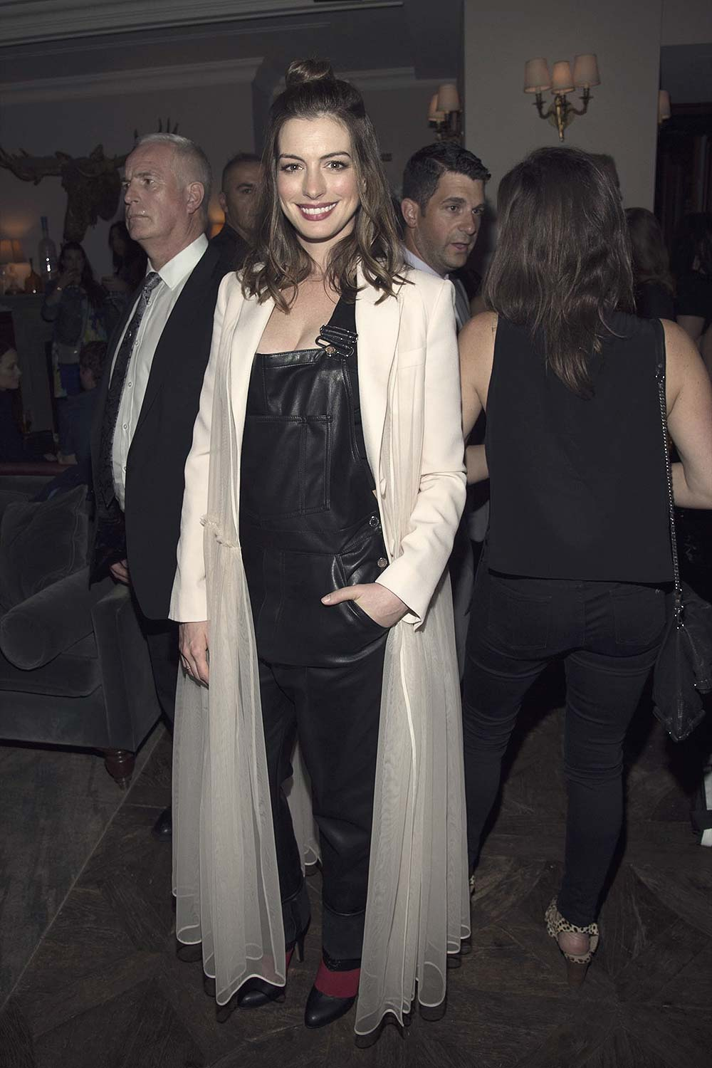 Anne Hathaway attends Colossal TIFF Party