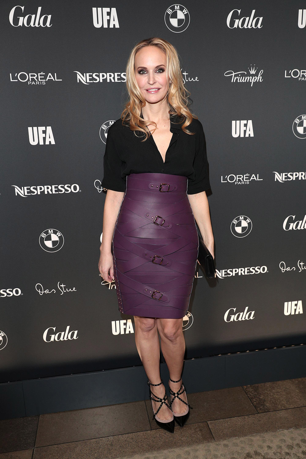 Anne Meyer-Minnemann attends Opening Night By GALA & UFA