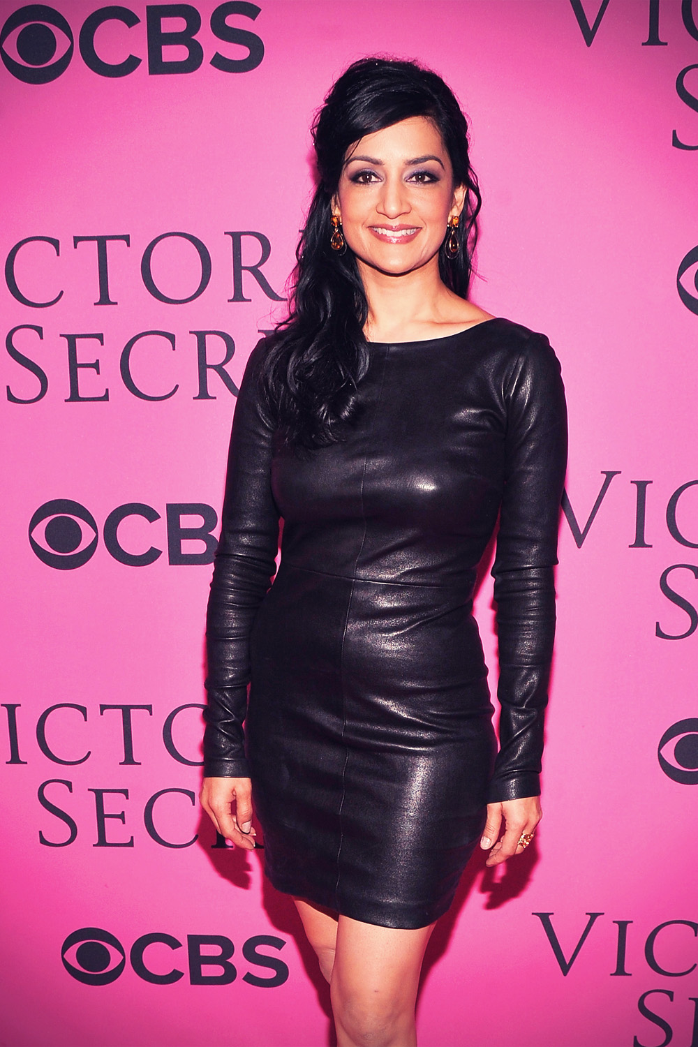 Archie Panjabi at 2012 Victoria's Secret Fashion Show
