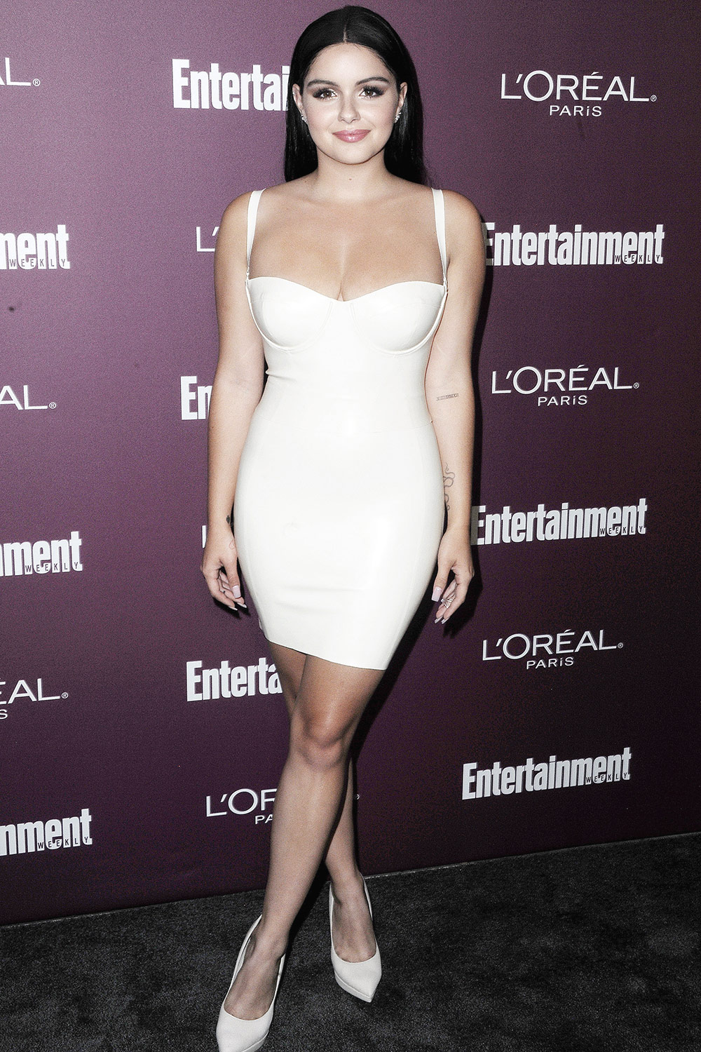 Ariel Winter Attends Entertainment Weekly Pre Emmy Party