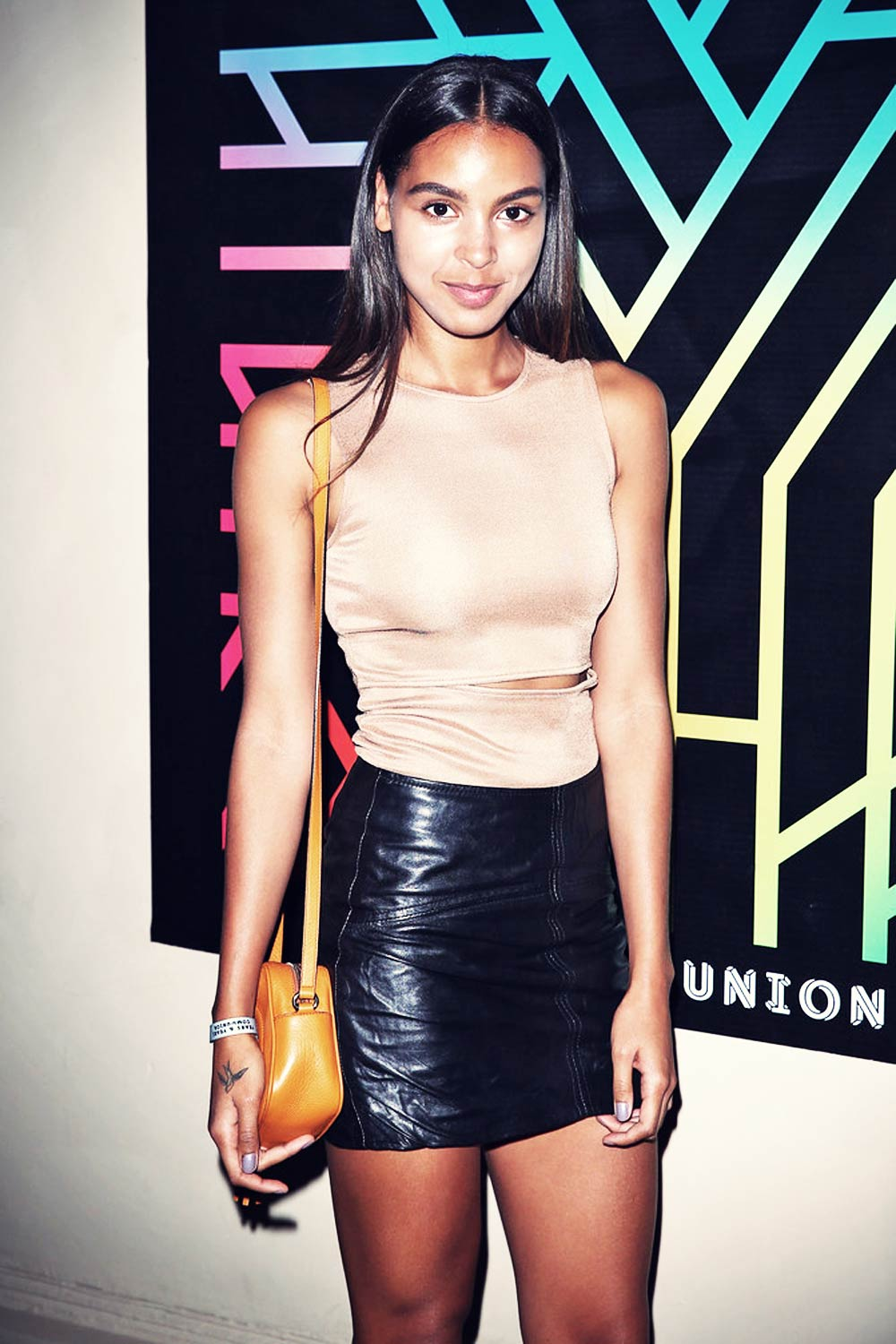 Arlissa attends the Years & Years VIP album launch party