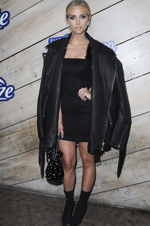 Ashlee Simpson attends Album Launch Party