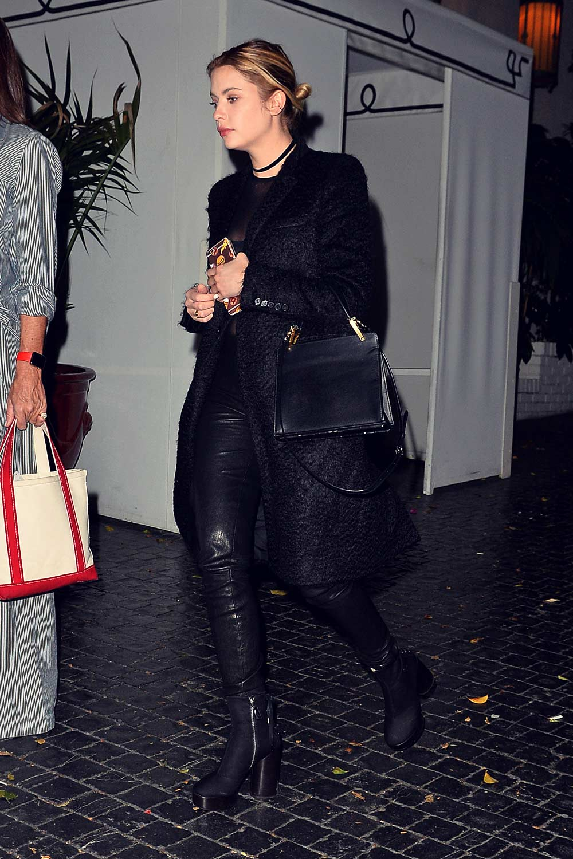 Ashley Benson attends Superga XO Jennifer Meyer Collection Launch Celebration