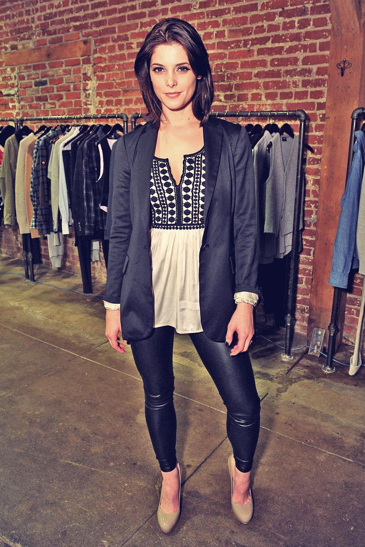 Ashley Greene attends Todd DiCiurcio's Heartstrings event