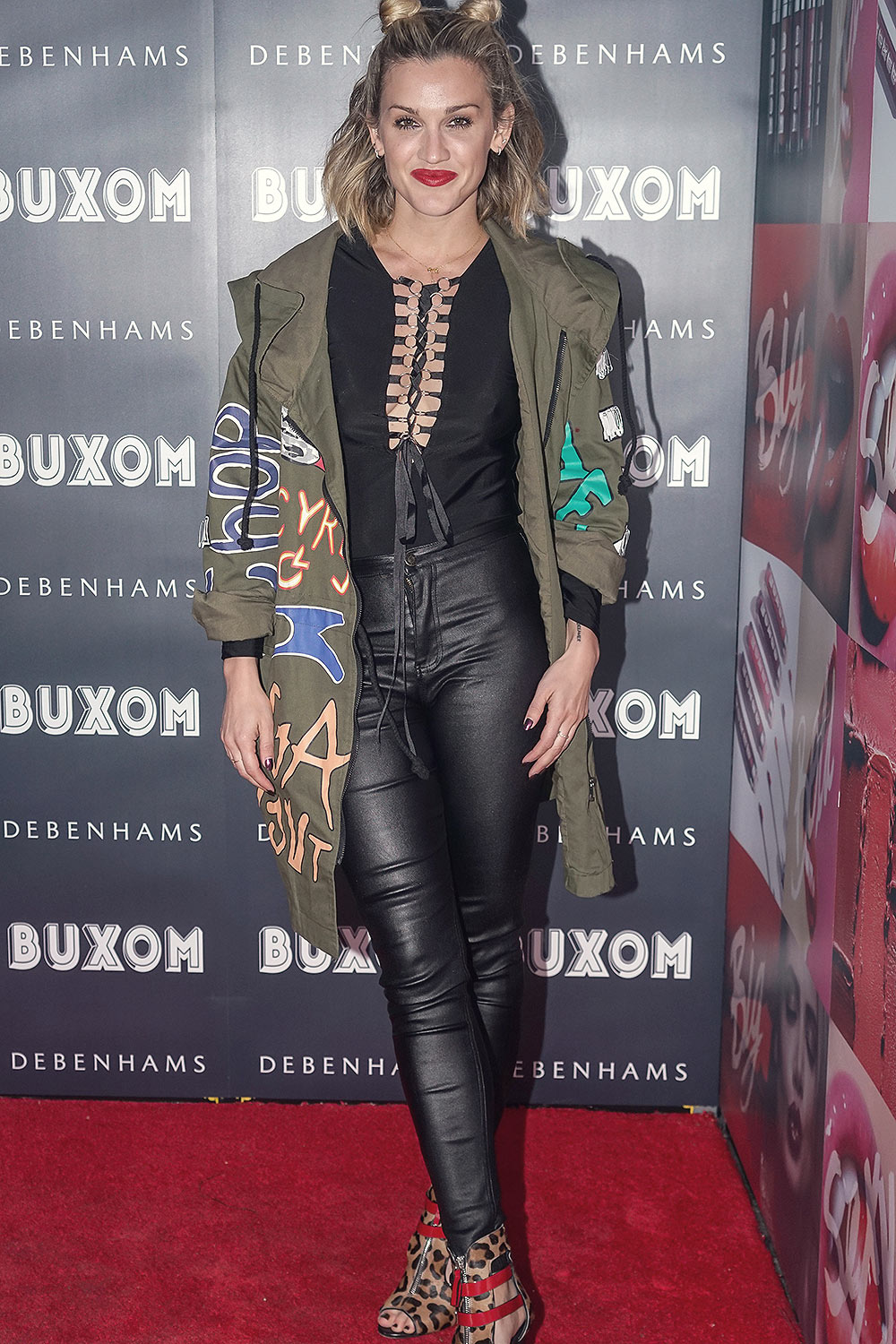 Ashley Roberts attends Buxom UK Launch Party