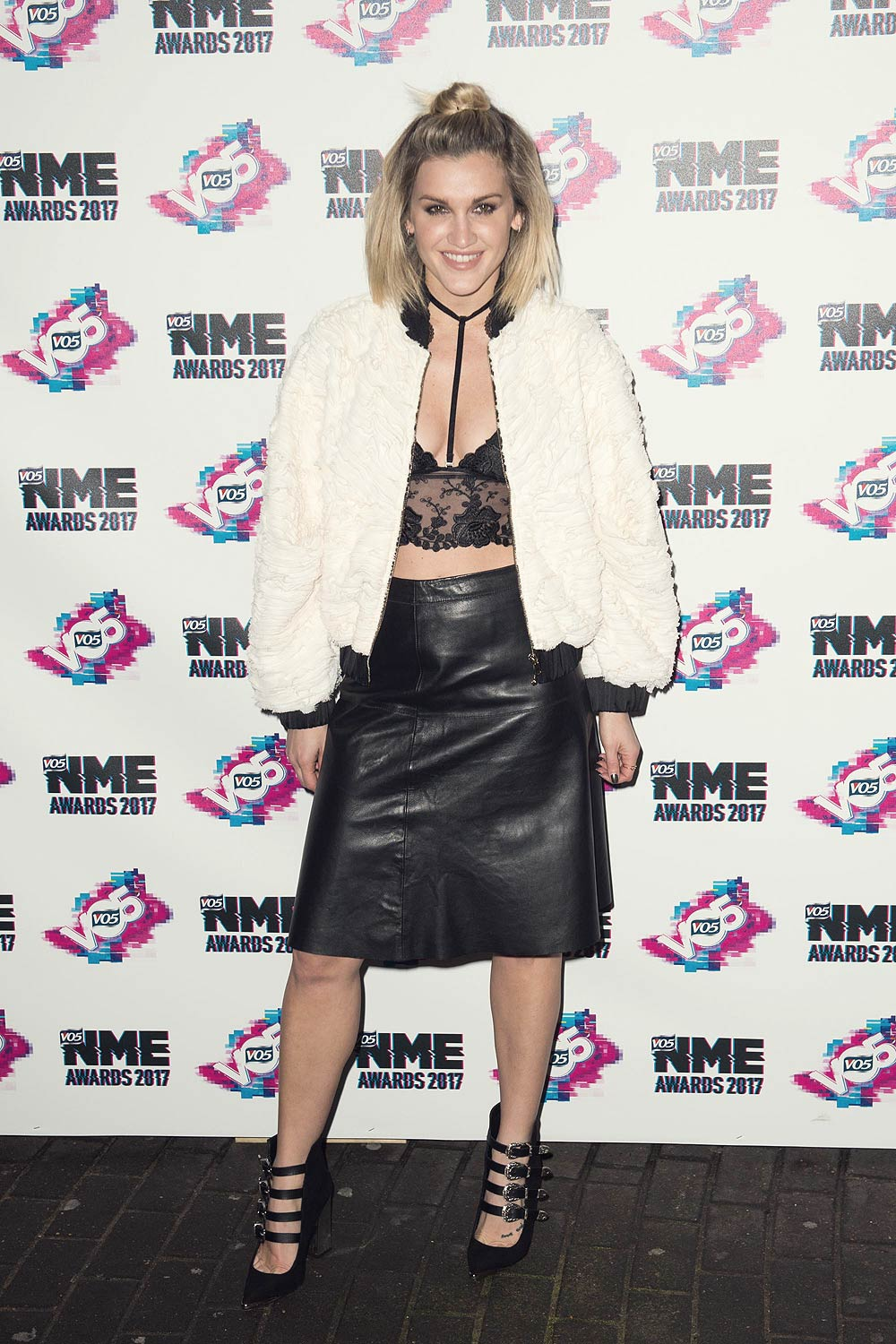 Ashley Roberts attends NME Awards