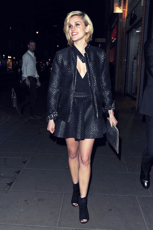 Ashley Roberts attends ShopMatalan Edit SS16 Launch