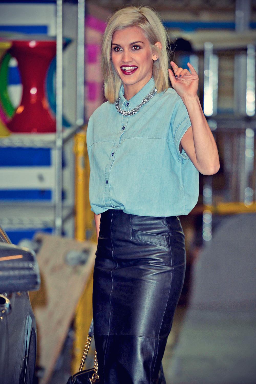 Ashley Roberts leaves the ITV Studios