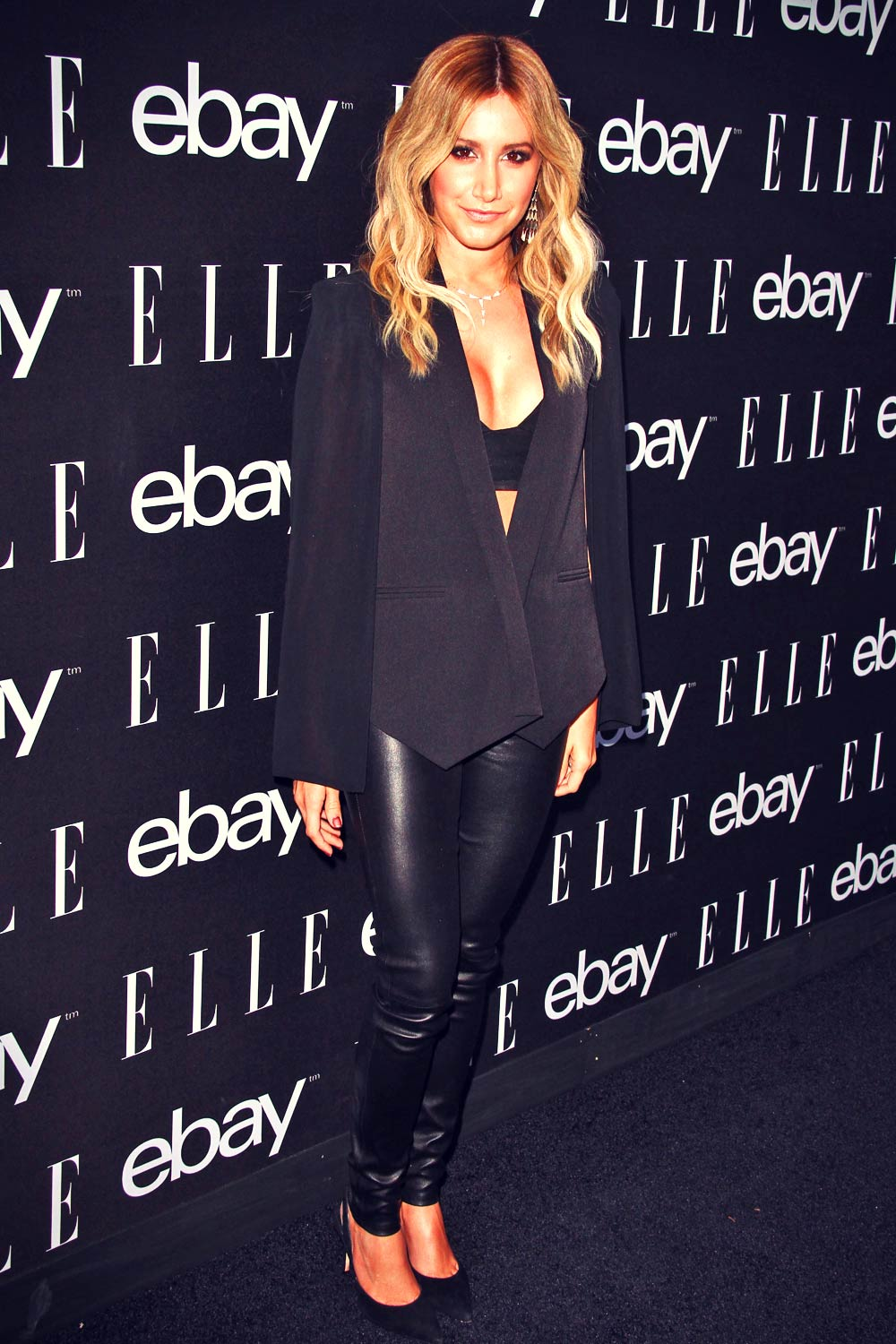 Ashley Tisdale Attends 6th Annual Elle Women In Music