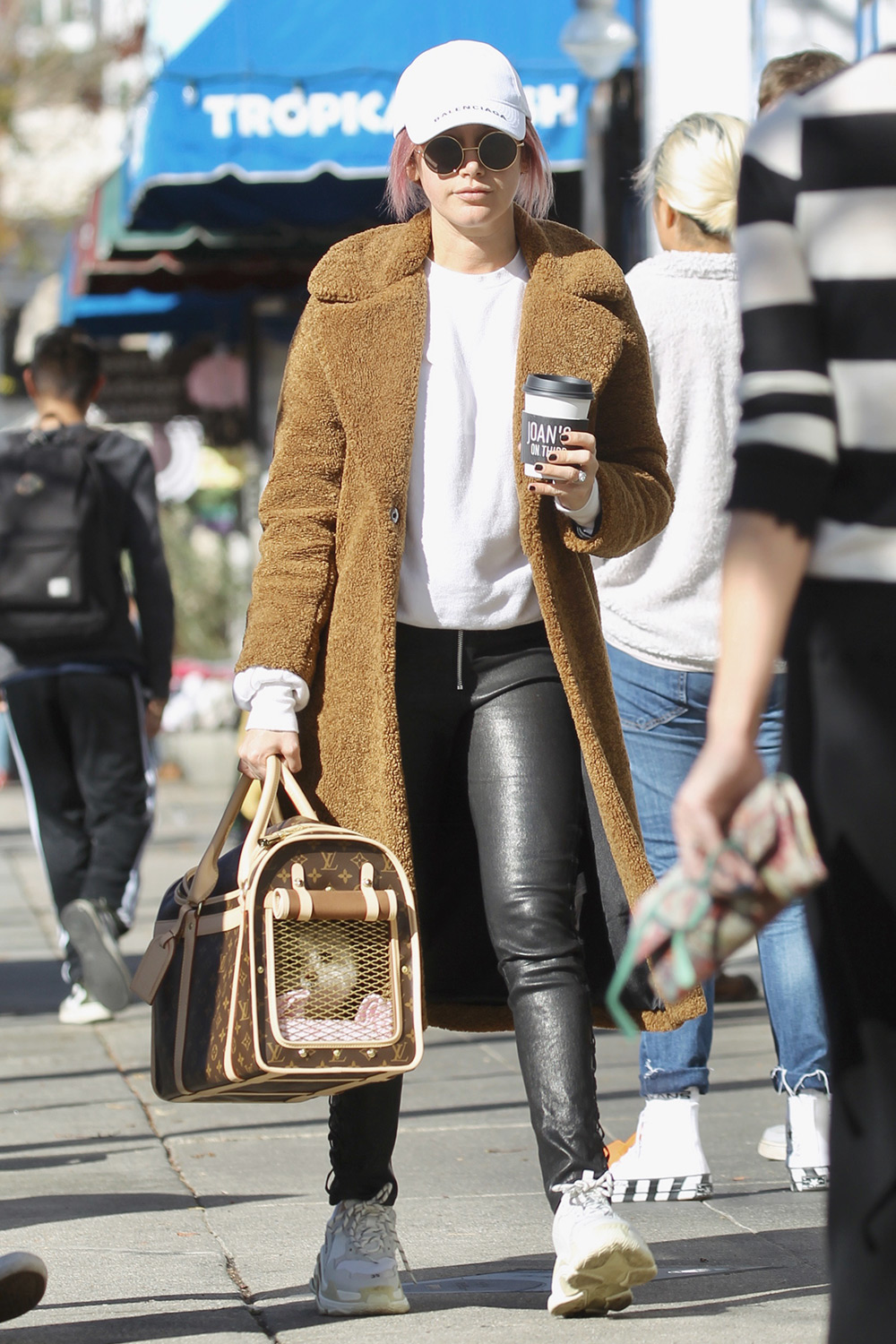Ashley Tisdale out for shopping in Studio City