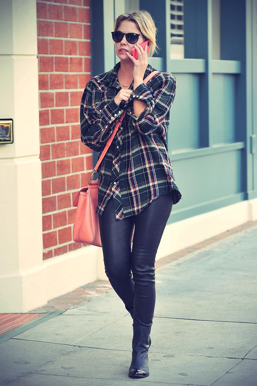 Ashley Benson shopping in Beverly Hills