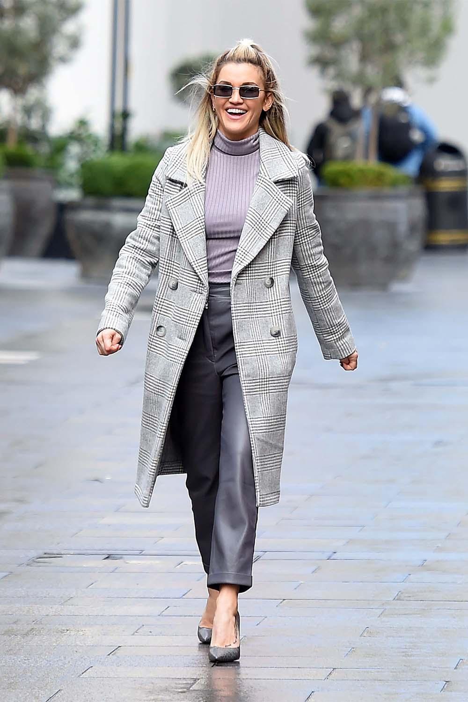 Ashley Roberts leaving Global Studios, Heart FM
