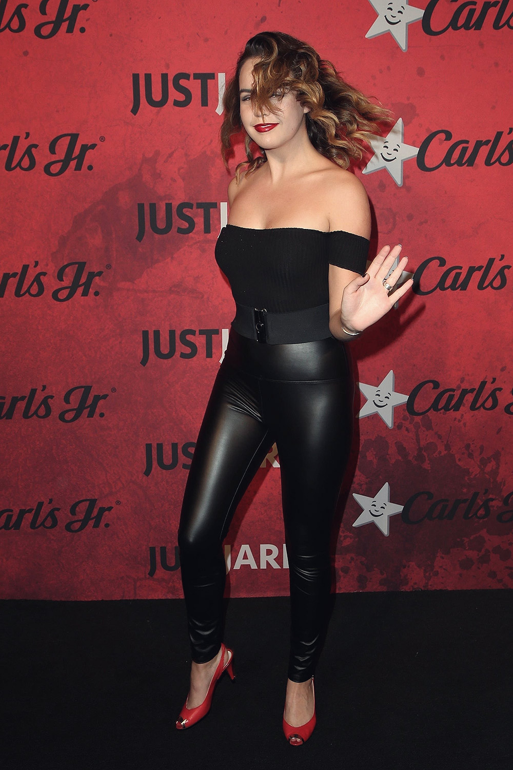 Bailee Madison attends Just Jared's 7th Annual Halloween