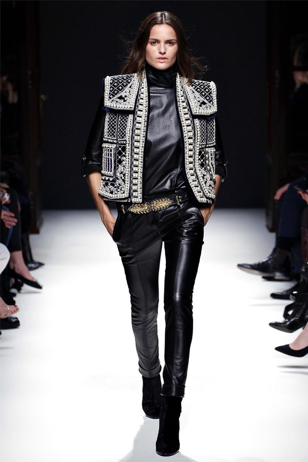 Balmain Fall Winter 2012-2013