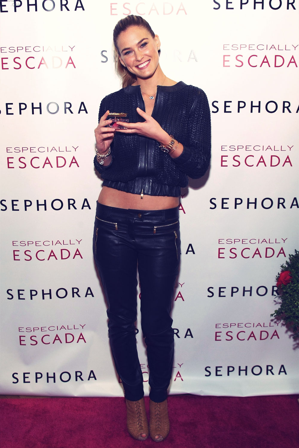 Bar Refaeli presents Especially Escada at Sephora Fifth Avenue