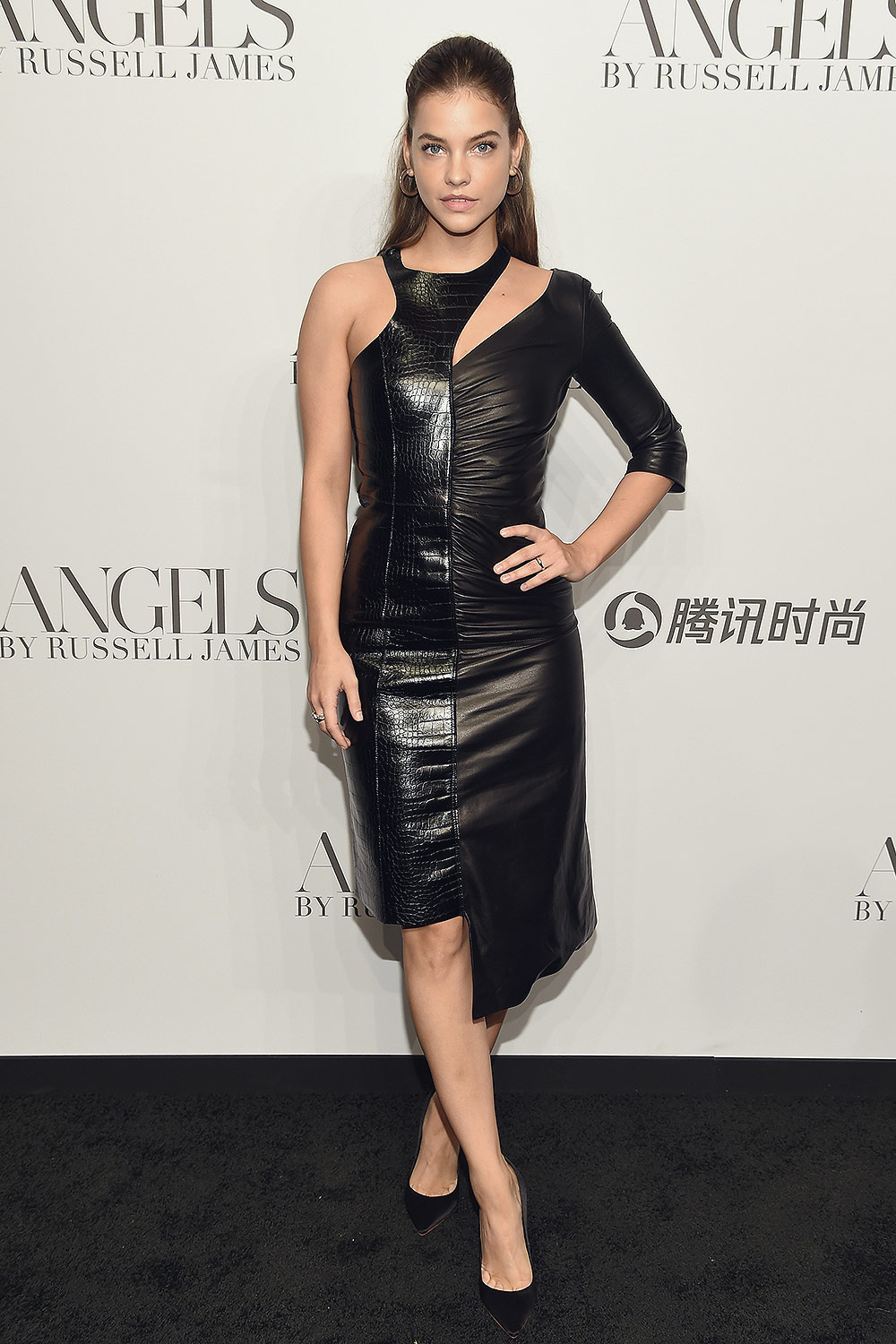 Barbara Palvin attends ANGELS by Russel James Book Launch