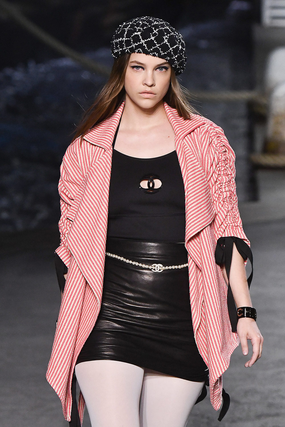 Barbara Palvin attends Chanel Cruise 2018/2019 Collection