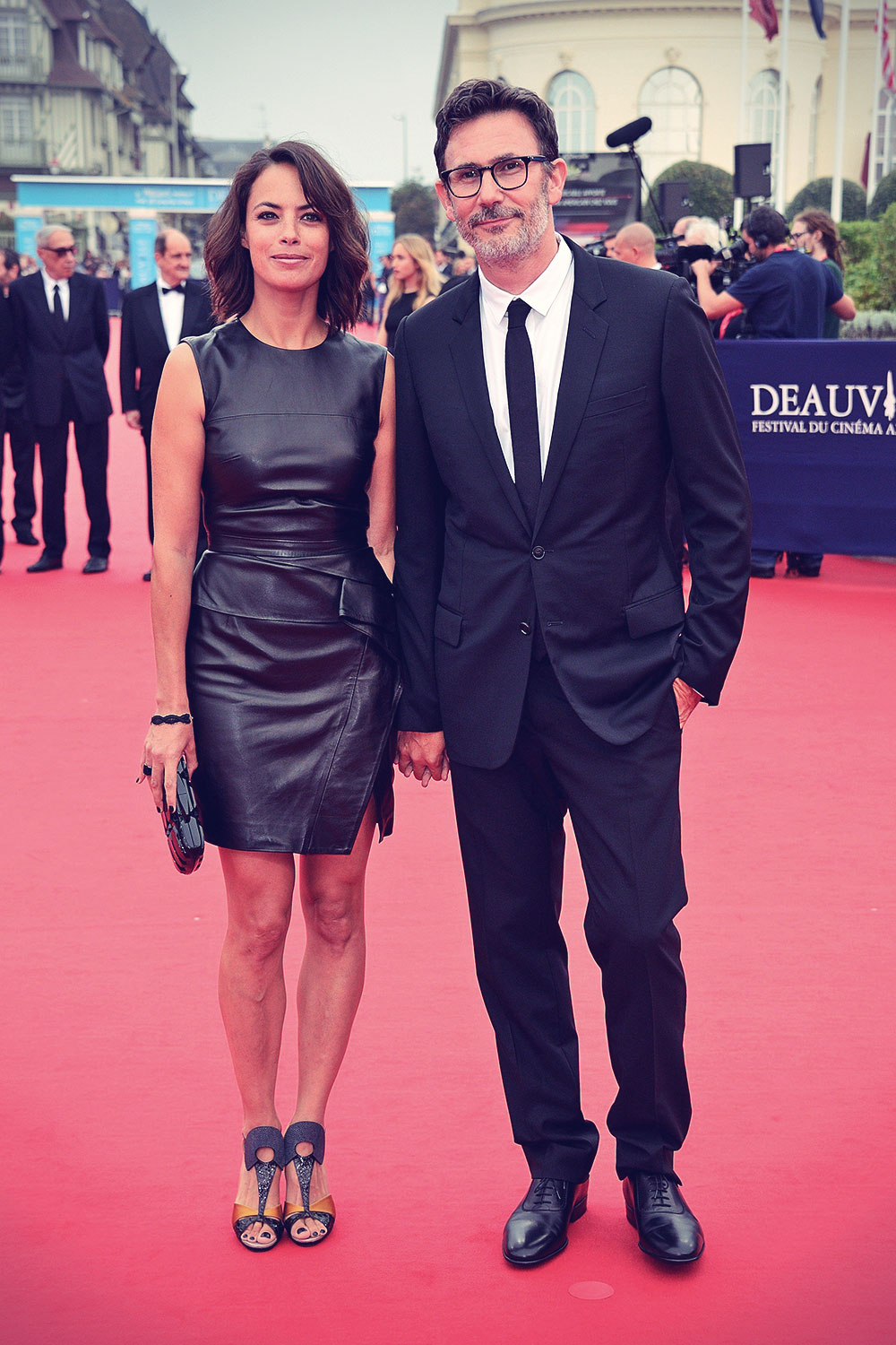 Berenice Bejo attends opening ceremony of the 40th American Film Festival