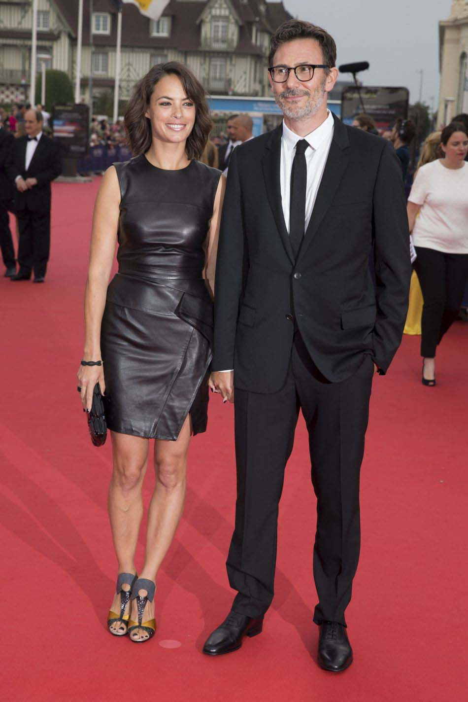 Berenice Bejo attended the opening ceremony of the 40th Annual Deauville American Film Festival