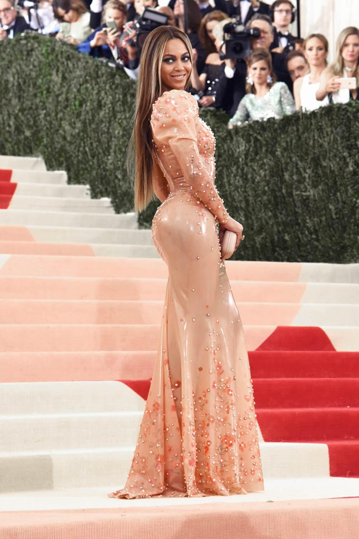 Beyonce attends 2016 Costume Institute Met Gala