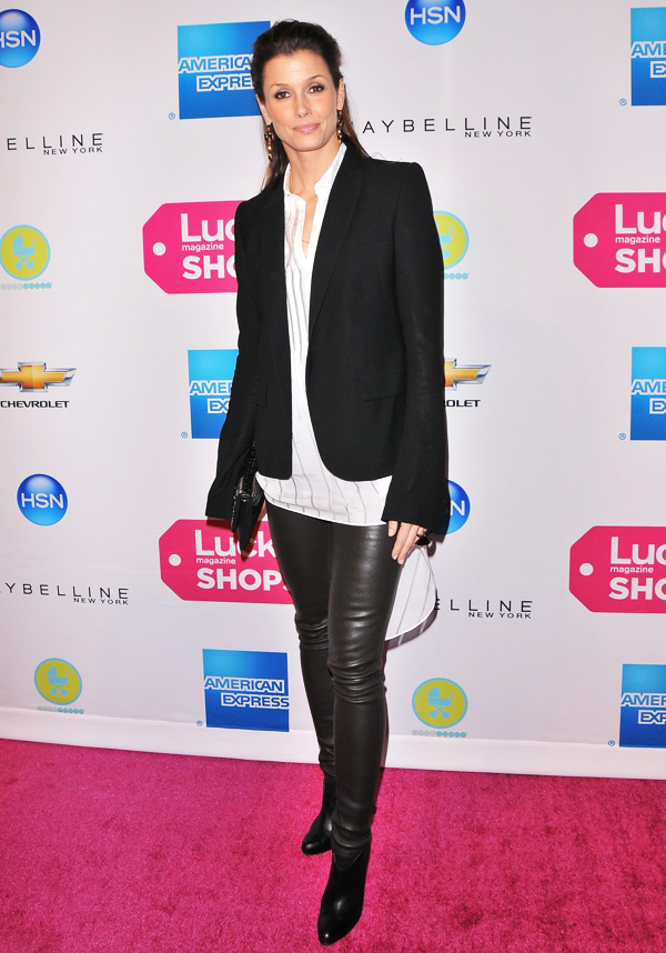 Bridget Moynahan at VIP Charity Party