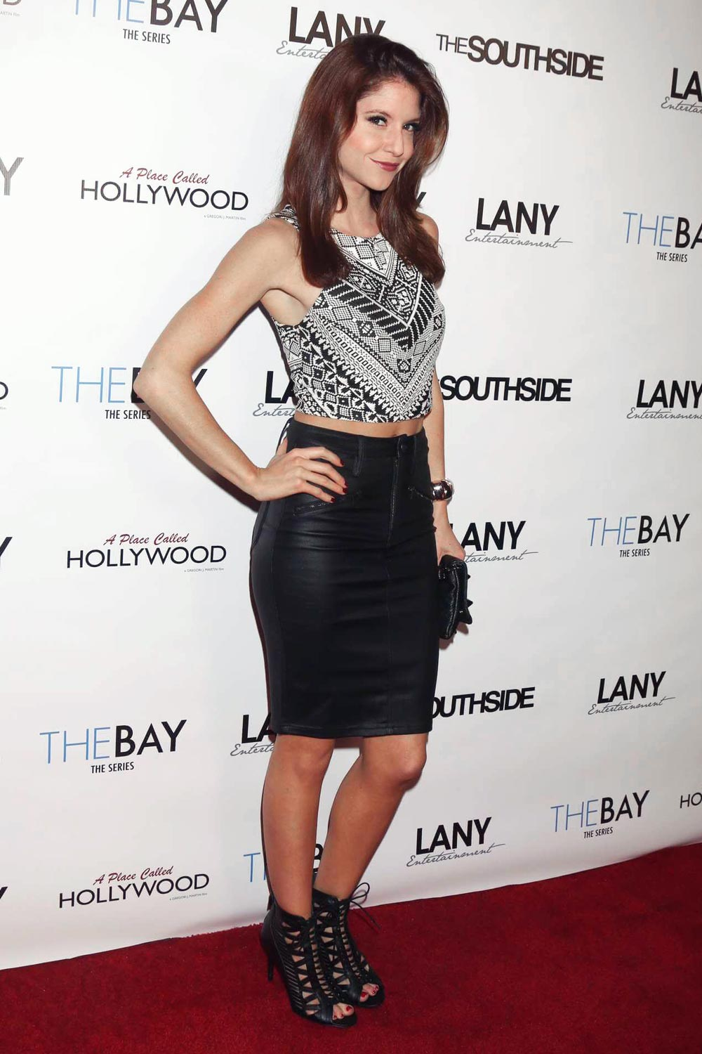 Brittany Underwood at 5th Annual LANY Entertainment Mixer