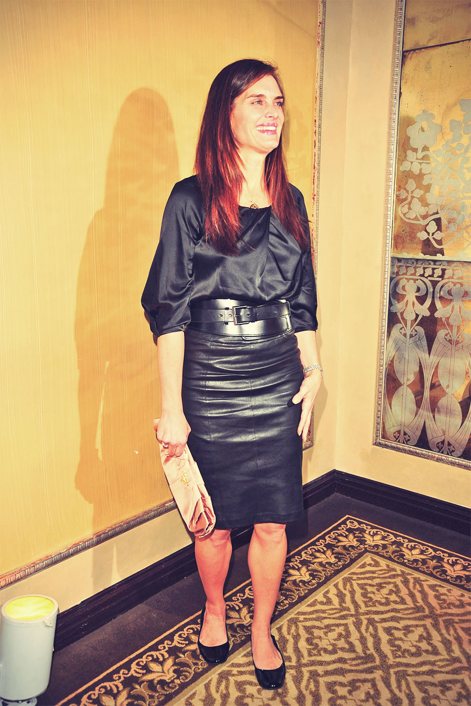 Brooke Shields attends 8th Annual Winter Gala