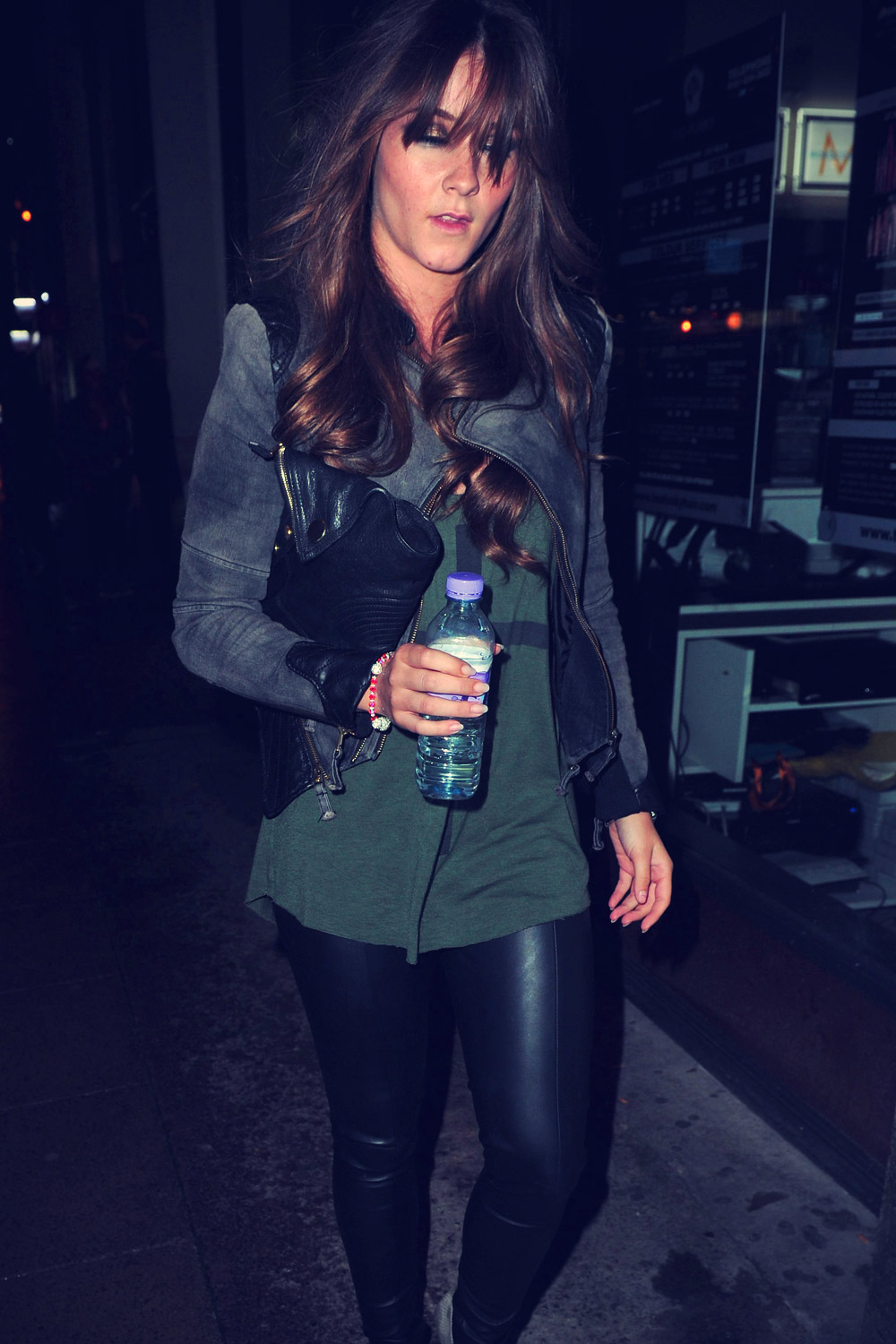 Brooke Vincent Clothing Launch The Intro Club