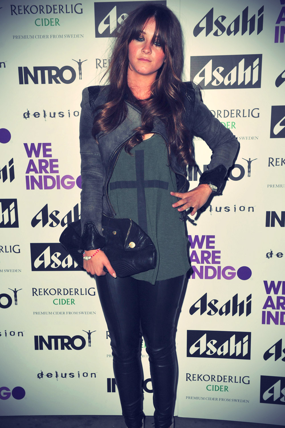 Brooke Vincent at Intro Club