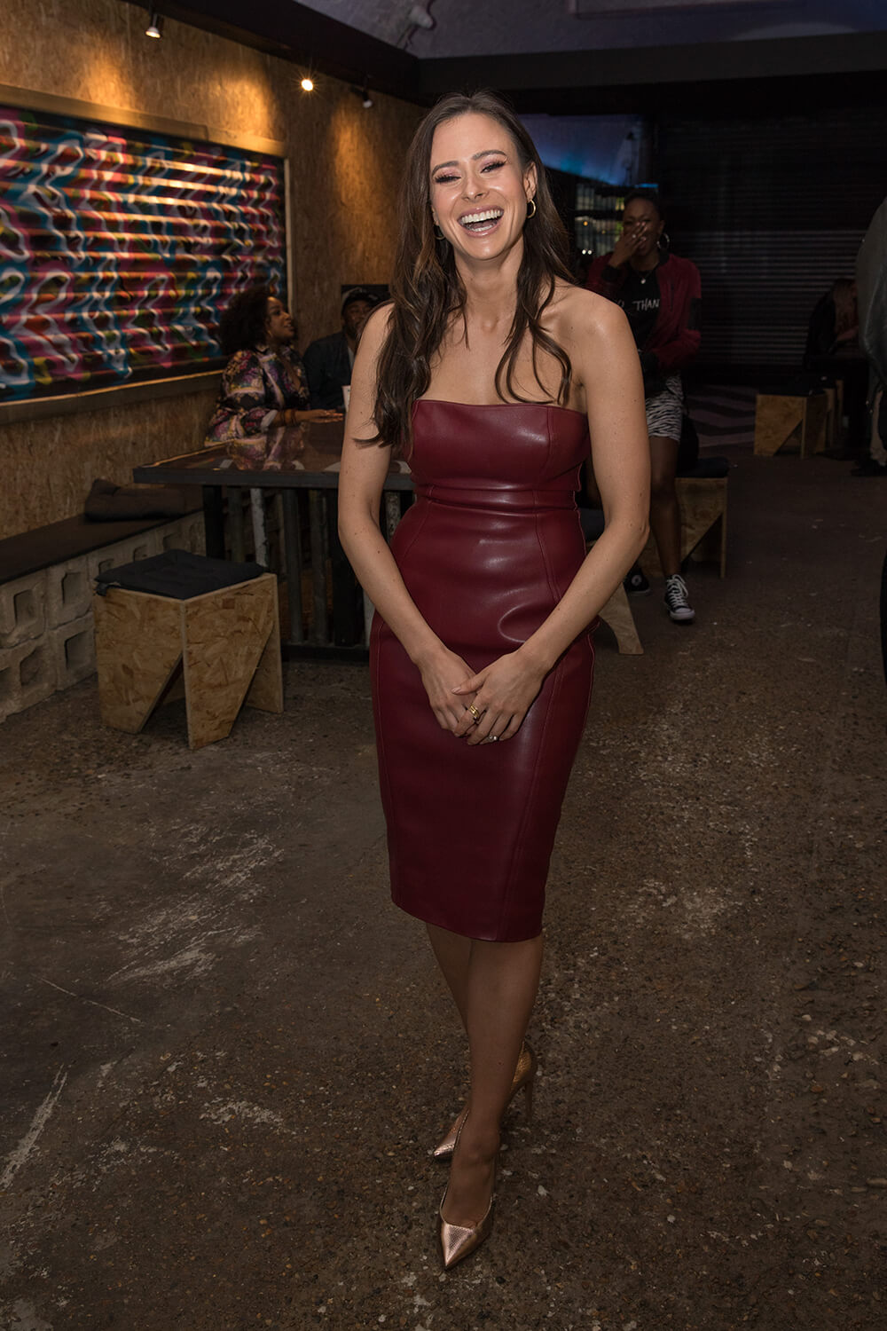 Camilla Thurlow attends Marcel Somerville - EP Launch Party