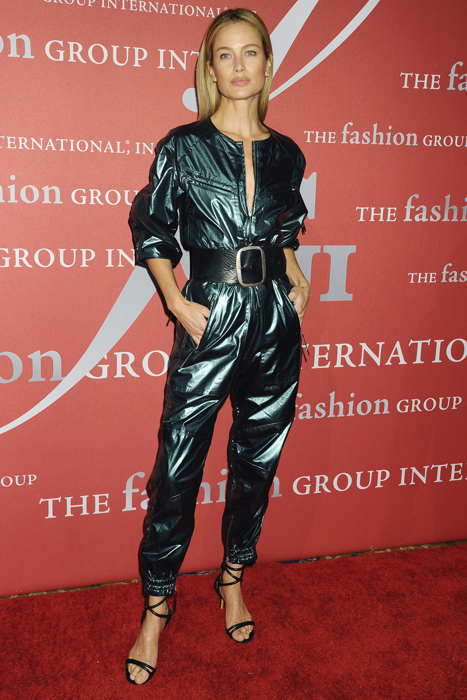 Carolyn Murphy Attends The Fashion Group International